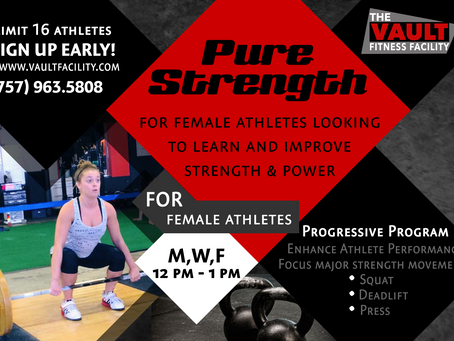 Pure Strength Female