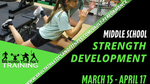 Middle School Strength Development