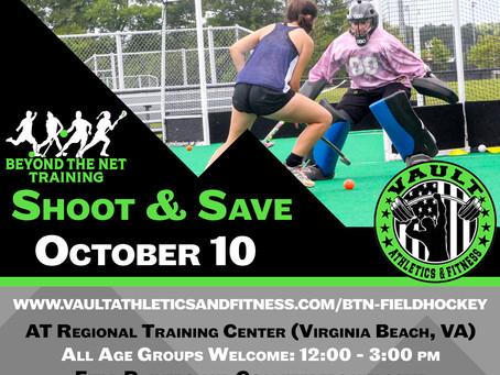 BTN Shoot & Save Clinic