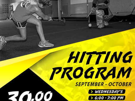 Fall Hitting Program