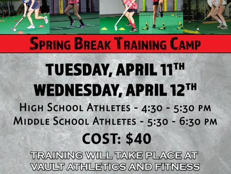 BTN Spring Training Camp