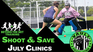 July BTN Shoot & Save Clinics