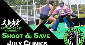 July BTN Shoot & Save Clinics