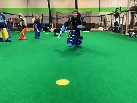 October Goalkeeper Clinic