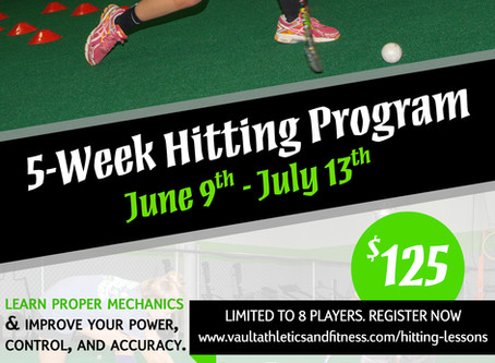 5-Week Hitting Program