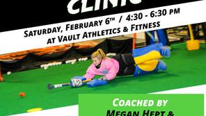 February Goalkeeper Clinic