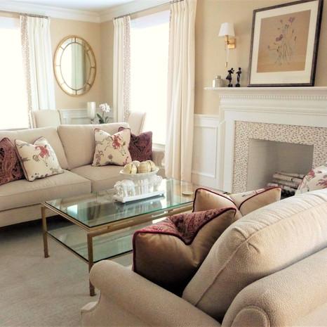 Wellesley Living Room