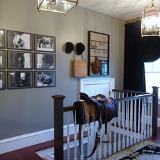 Equestrian Mudroom