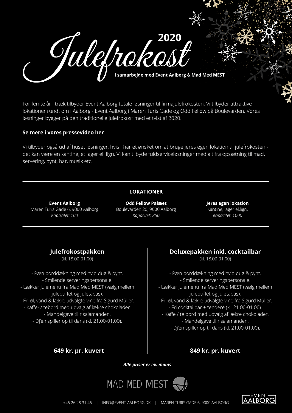 Event Aalborg - Julefrokost 2020, side 1