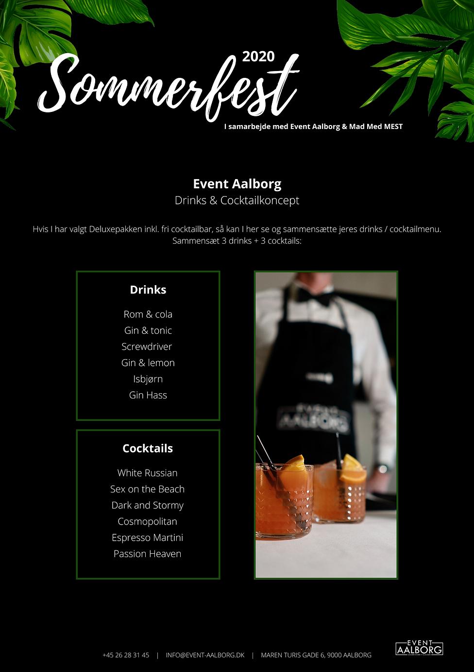 Event Aalborg - Sommerfest 2020, side 2.