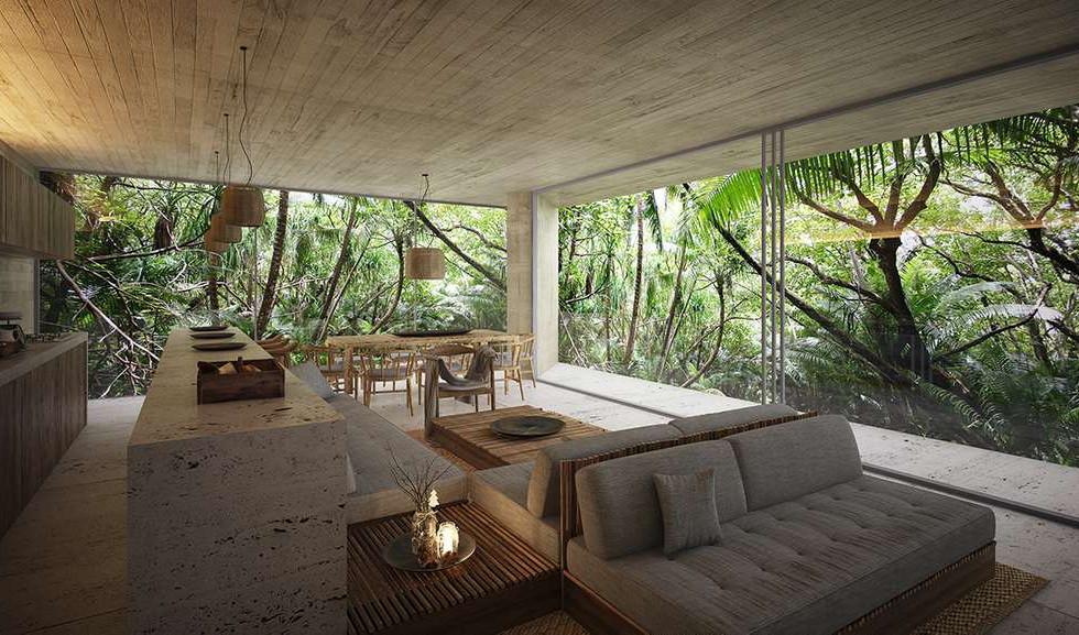 Casa Natura   Tulum
