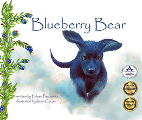Blueberry Bear Picture Book