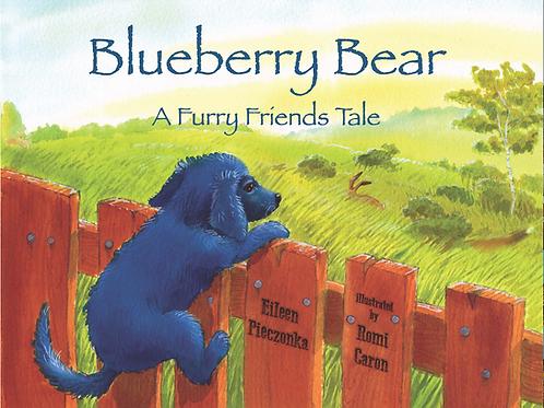 Blueberry Bear A Fury Friends Tale
