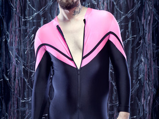 Is Coloured Spandex ever okay?