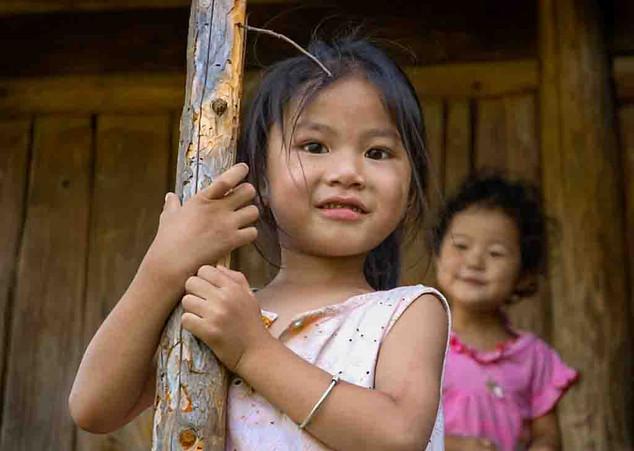 Gerry Fitzgerald: Chen Yang, Guizhou, China