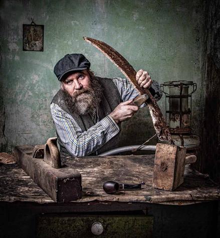 John Sheridan: The Sharpener