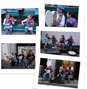 Edith Cahill: Memories of the Fleadh Cheoil, Drogheda # 2