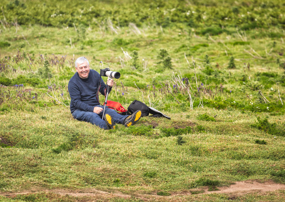 Yvonne Crawley: Club's Saltee Islands Trip June 2021