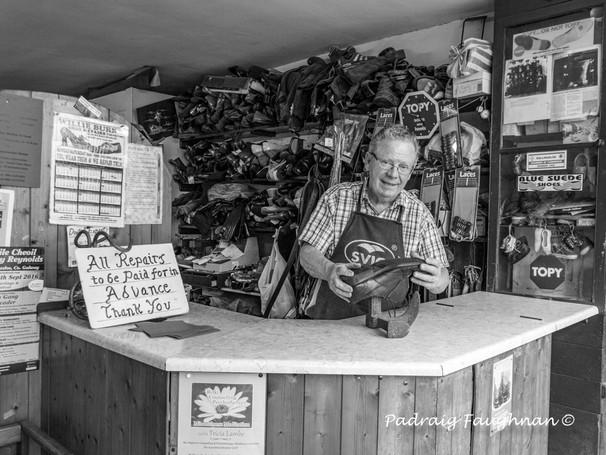 Padraig Faughnan: The Cobbler