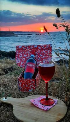 Martine Healy: Evening Sunset
