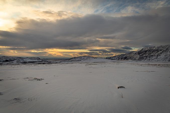 Tom O'Doherty: Iceland Sunset