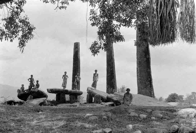 Gerry Fitzgerald: Standing stones, North East Bangladesh