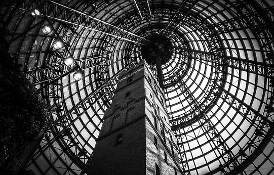 Martine Healy: Cole's Tower, Melbourne