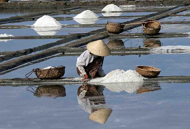 Gerry Fitzgerald: Salt Pan, Vietnam