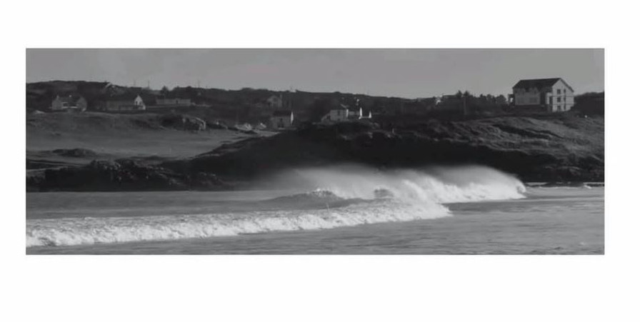 Edith Cahill: Mono Beach Scene