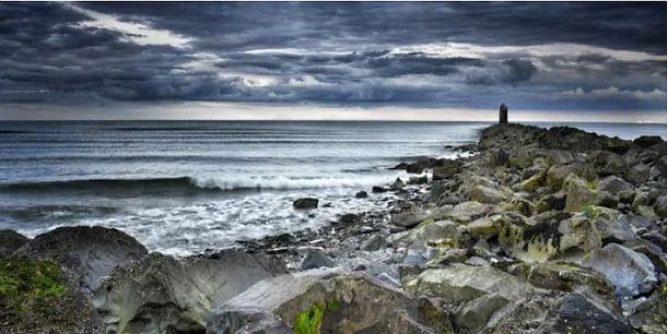 Cath Thomas: Breaking Waves