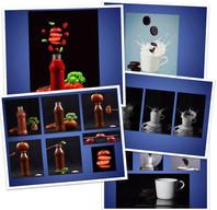 Anja Richter: Presentation Collage # 1