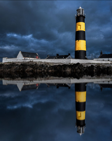 Aine Murphy:  St John's Lighthouse