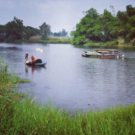 Cath Thomas: River Life in Vietnam