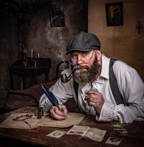 John Sheridan: Letter Writer