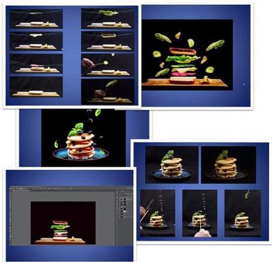 Anja Richter: Presentation Collage # 2