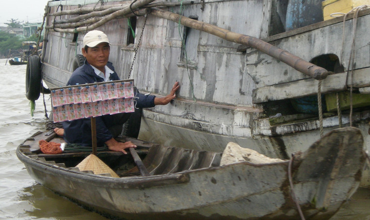 Martine Healy: Mekong Delta Lotto Seller