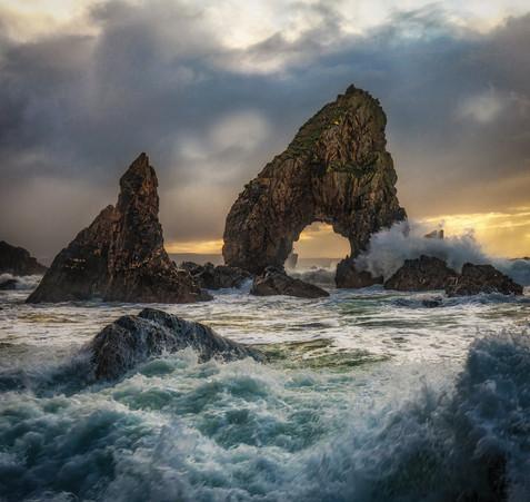 John Sheridan: Crohy Sea Arch