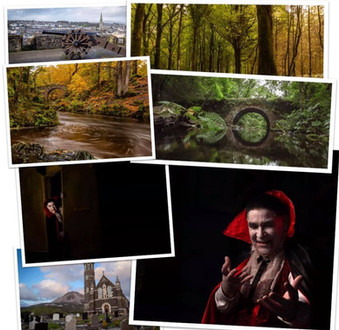 Tom O'Doherty: Photo Collage # 3