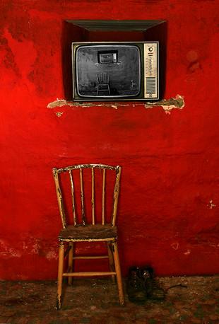 Gabriel O'Shaughnessy: TV Room