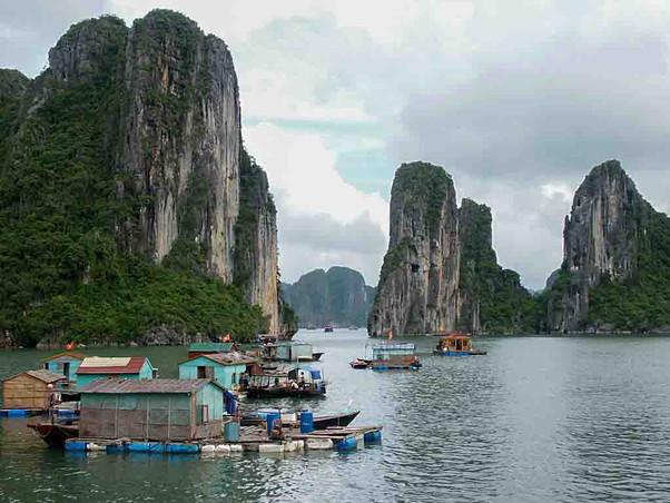 Gerry Fitzgerald: Ha Long Bay, Vietnam