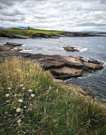 Cath Thomas: Mullaghmore Head