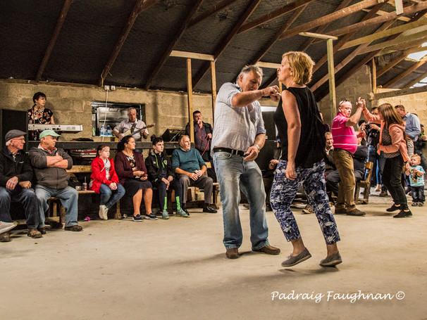 Padraig Faughnan: Muff Fair Dance