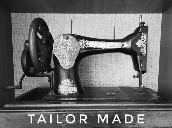 Martine Healy: Tailor Made