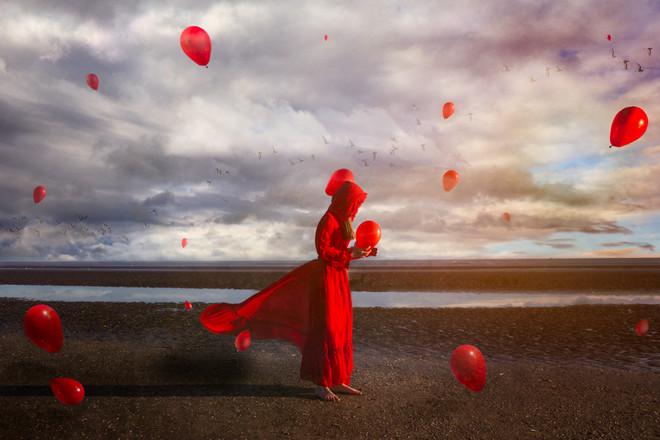 Yvonne Crawley: Ballooned