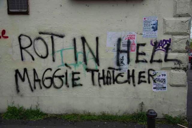 John Butler: Message to Thatcher