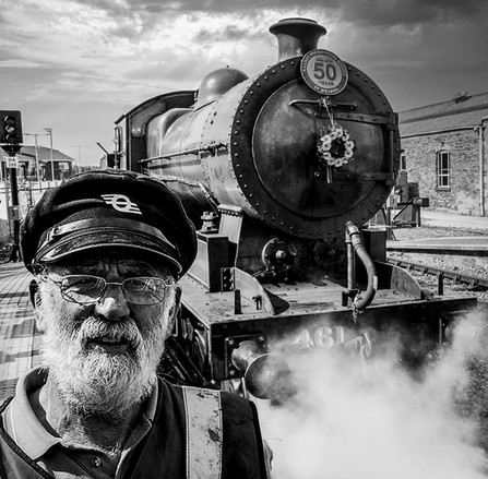 Vincent Doyle: Steam in My Blood