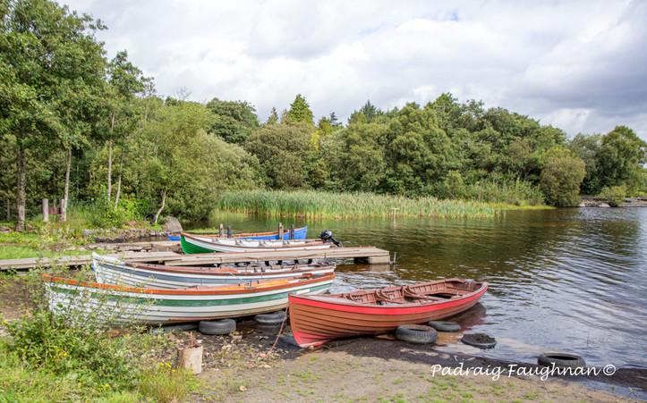 Padraig Faughnan: Lough Derg