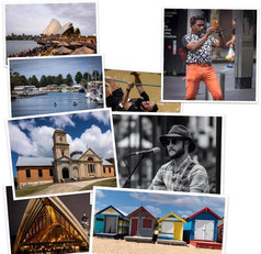 Tom O'Doherty: Photo Collage # 4