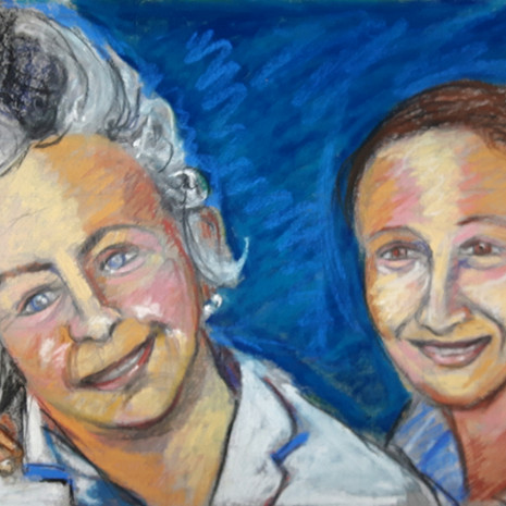 Portraits for NHS Heroes- St Christopher's Hospice