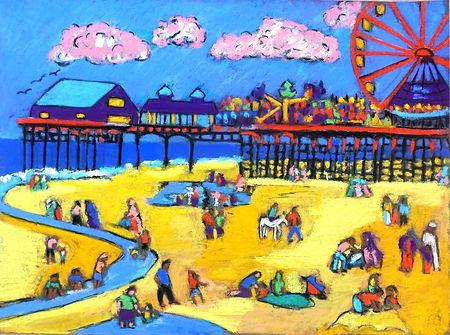 Beach Life with the Big Wheel.JPG